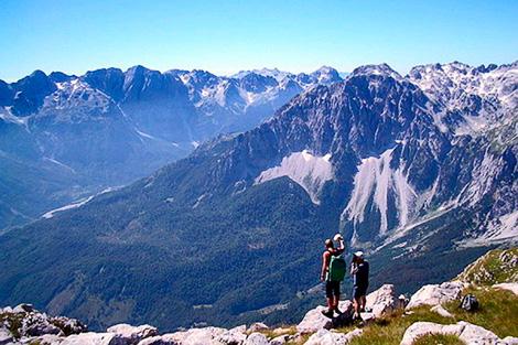 Alps Dinàrics i Fiords de l'Adriàtic