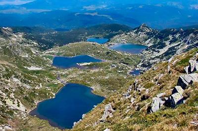 Bulgària i Grècia