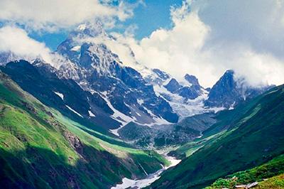 El Caucas, Àsia Menor: Geòrgia