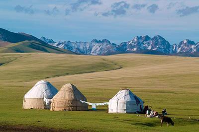 Kirguistan - Àsia Central